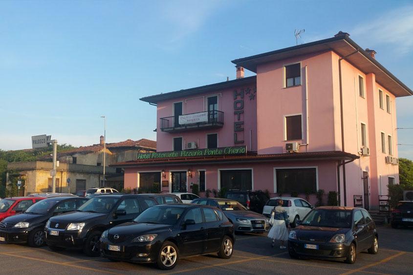 Ristorante Pizzeria Ponte Cherio