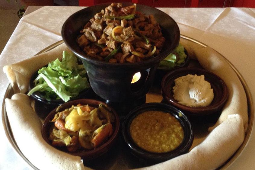 Dahlak ristorante etnico Eritreo Bergamo