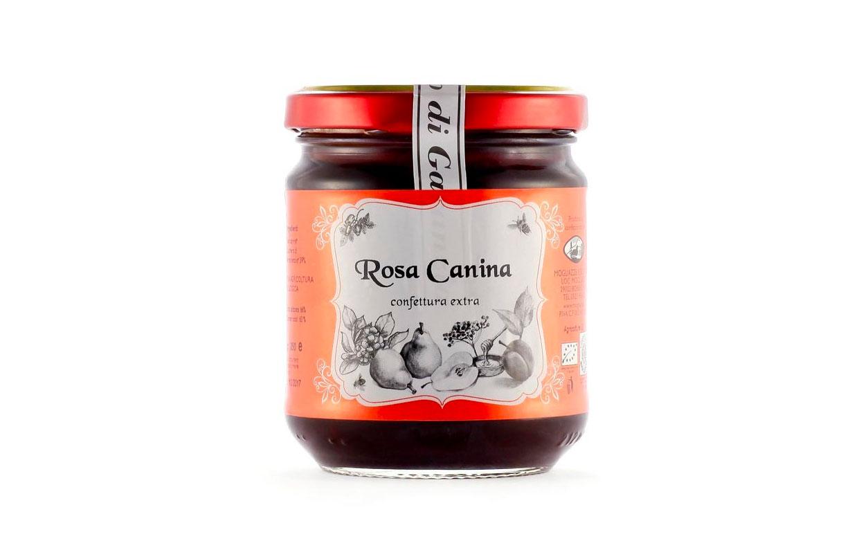ROSA CANINA confettura extra Coop Mogliazze