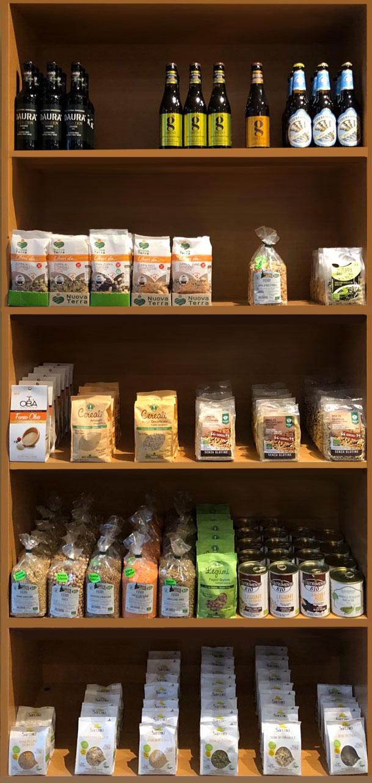 prodotti senza glutine e senza latte