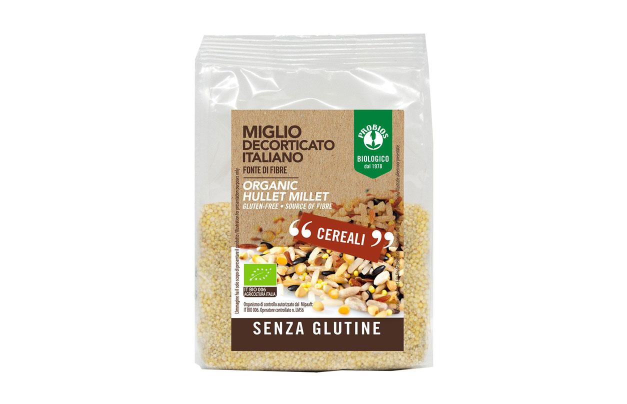 MIGLIO DECORTICATO ITALIANO PROBIOS