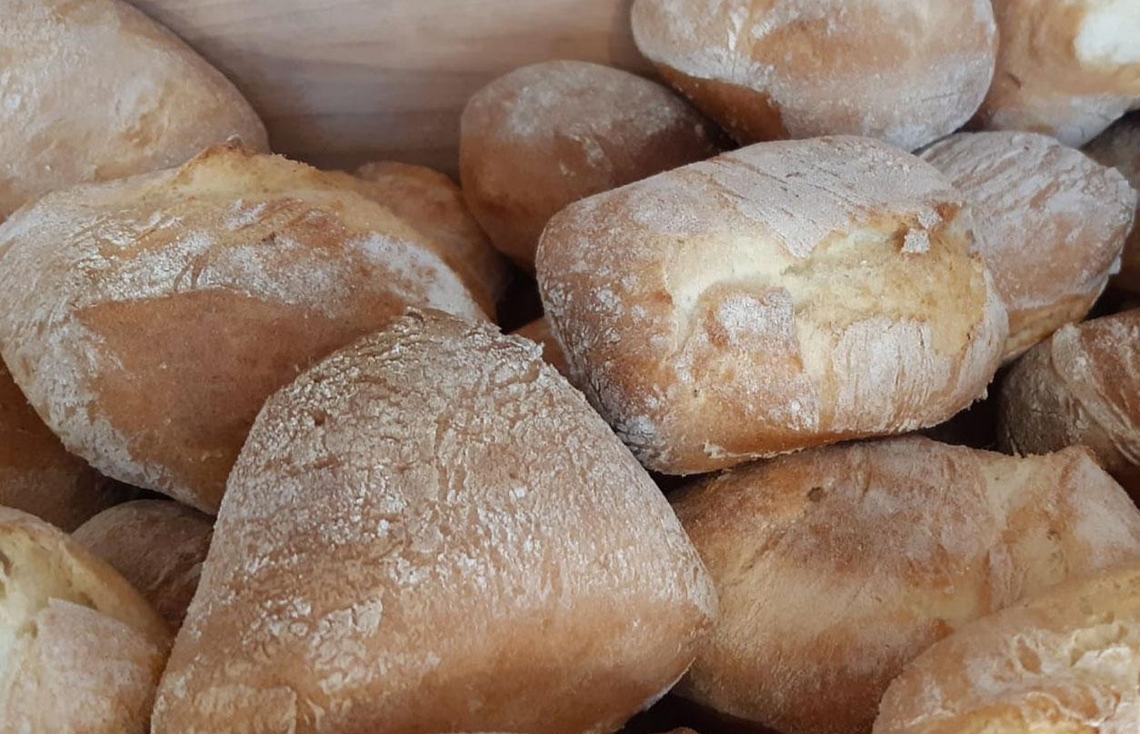 Pane classico senza glutine