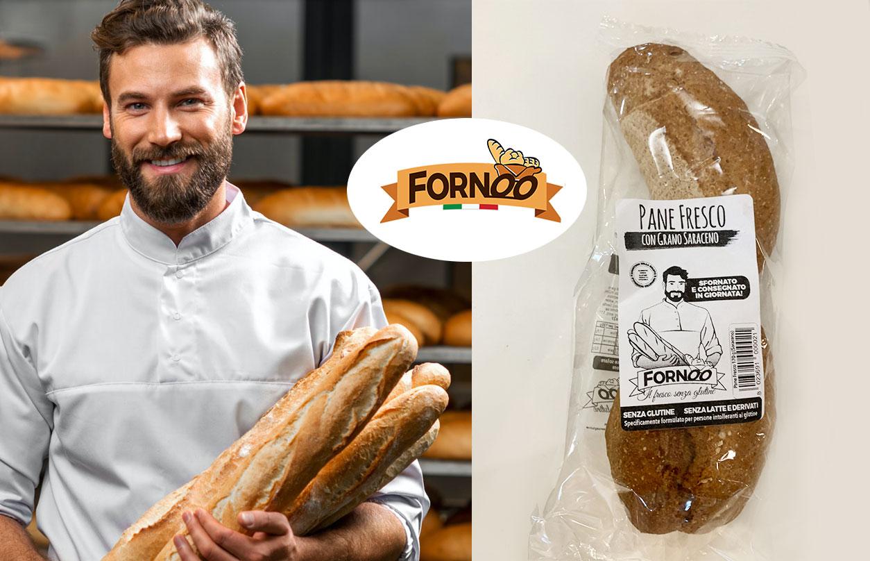 PANE FRESCO - FORNOO SENZA GLUTINE